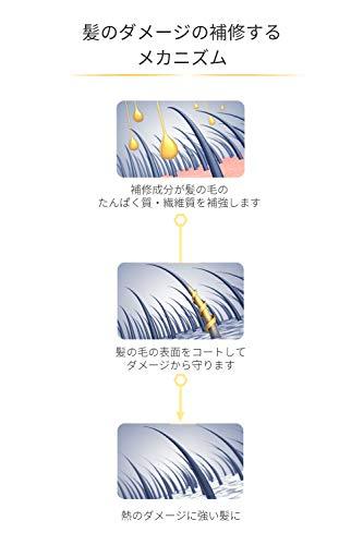 [Amazon限定ブランド]Essenshil(エッセンシル)トライアクティブAretiEssenshilアレティエッセンシルヘアミストヒートガード保湿ダメージケア髪の毛補修