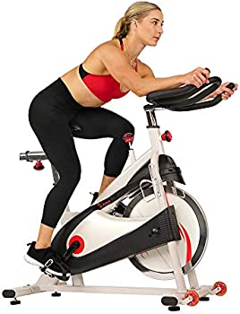 Sunny Health & Fitness Premium Indoor Cycling Exercise Bike