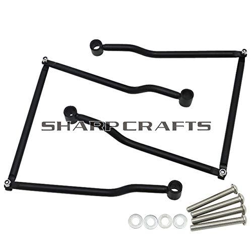 ShineBear Fittings - Soporte de Barras para sillín de Motocicleta para Honda VT750 VT400 Shadow VT1100 VTX1800 1300 Steed VLX400 600 Magna VF250