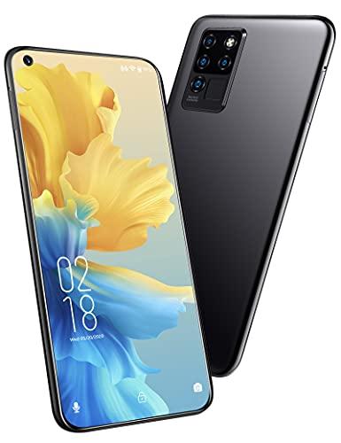OUKITEL C21 Unlocked Smartphone, Android 10 Unlocked Cell Phone with Dual Sim 64GB 4GB 20MP Selfie Helio P60 6.4 FHD+ Octa Core 4000mAh Face ID + Fingerprint GSM 4G, GPS, Bluetooth, WiFi