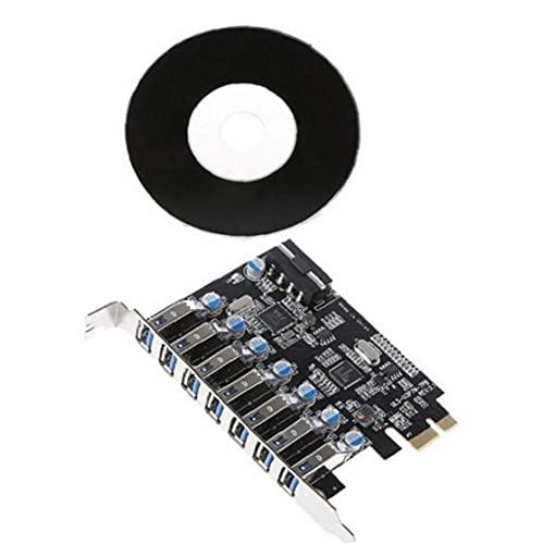 Madri/Schede grafiche/Dischi ottici/Schede Audio/schede aggiuntive PCI-E a USB della carta di 3.0 di espansione 7 porte SATA adattatore a 15 pin Alimentazione Hub interno