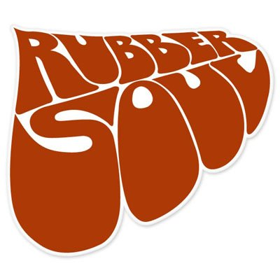 The Beatles Rubber Soul Band Vynil Car Sticker Decal - Select Size