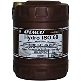 Pemco 1 x 10L FF Hydro ISO 68/Aceite hidráulico 68 HLP.