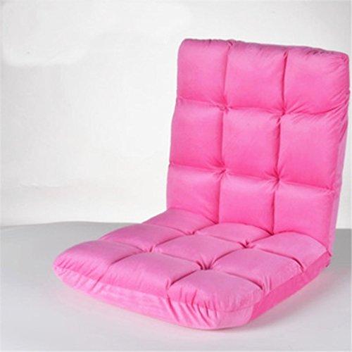 Sofa Canapé Multifonctionnel Confortable et Paresseux (Couleur : Gray, Taille : 110 * 52 * 13cm)