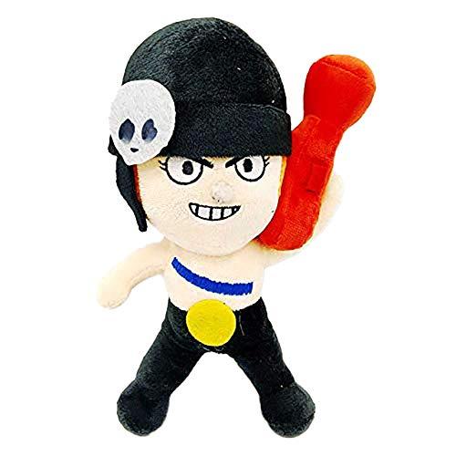 Brawl muñeca Suave Estrella de Peluche Juguetes de Peluche para niños cumpleaños 23CM (23cm,5)
