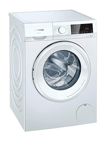 Siemens WN34A140 iQ300 - Secador de lavado (8/5 kg, C, 1400 rpm, función de secado automático, motor iQdrive, AquaStop)