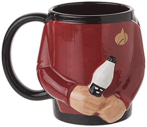 Picard Sculpted Coffee Mug