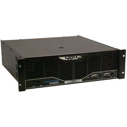 amplificador 800w fabricante Saga Pro