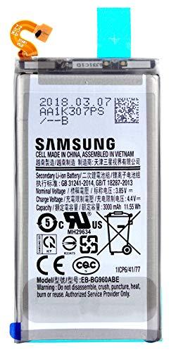 Accu voor Samsung Galaxy S9 | Li-Ion reserveaccu met 3000 mAh | Samsung originele accessoires | incl. displaypad