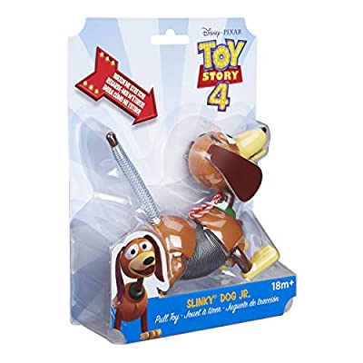 Slinky Disney Pixar Toy Story 4 Dog Jr Kids Pull Spring Toy