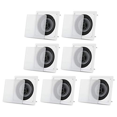 Acoustic Audio CS-I83S in Wall/Ceiling 8