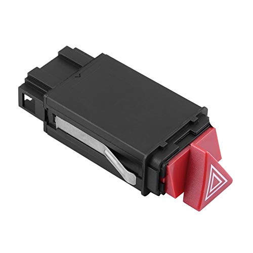 Hazard Emergency Flasher Switch for Audi A4 S4 A4 Quattro