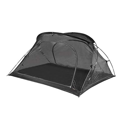 OZtrail Tente moustiquaire sans toit pour 4 personnes 2,5 kg 190 x 240 cm Hauteur 120 cm Mozzie Dome 4 Tent