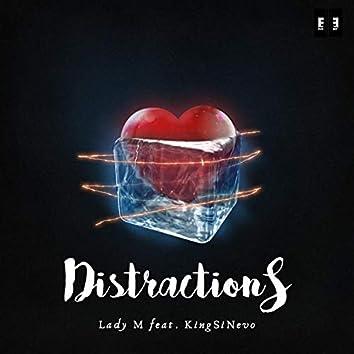 Distractions (feat. KingSiNevo)