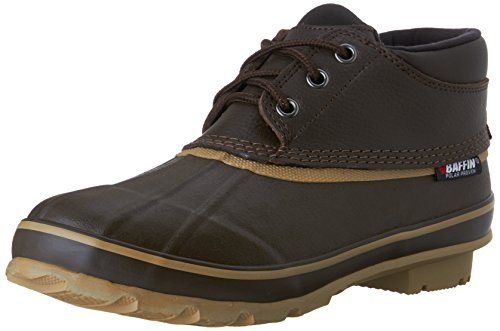 Baffin Women's Whitetail Rain Shoe,Brown,10 M US
