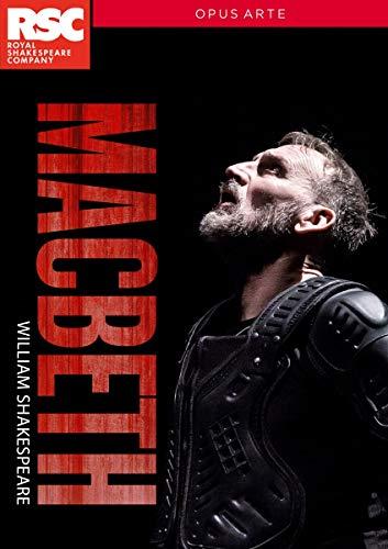 Shakespeare: Macbeth [Christopher Eccleston; Niamh Cusack; Edward Bennett; David Acton; Luke Newbury; Polly Findlay] [Opus Arte: OA1283D]