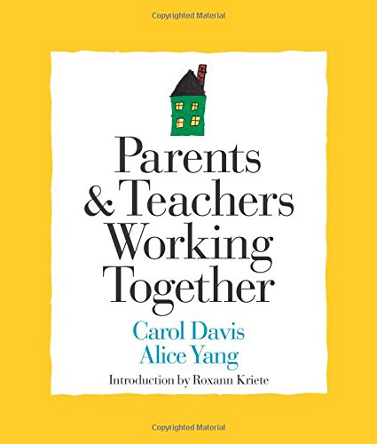 Parents And Teachers Working Together Strategies For Teachers Series