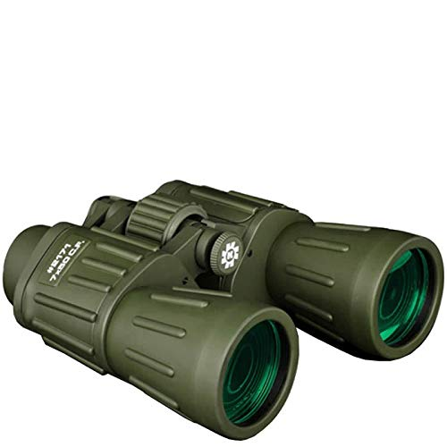 Konus KonusArmy - Prismáticos, 7 x 50, Color Verde