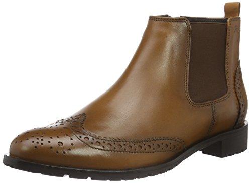 Sioux Damen Bagsy Chelsea Boots, Braun (Cuoio), 40.5 EU