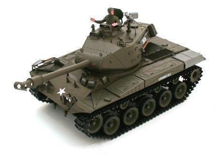US M41A3 Walker Bulldog RC Airsoft Battle Tank