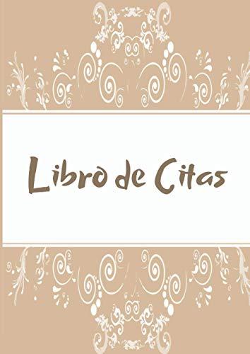 LIBRO DE CITAS: Agenda de Citas para Peluqueria profesional, Planificador de Horario para Cualquier Salón de Estetica o belleza. Regalo para Peluqueras. A4, 365 Días, Lun-Dom.