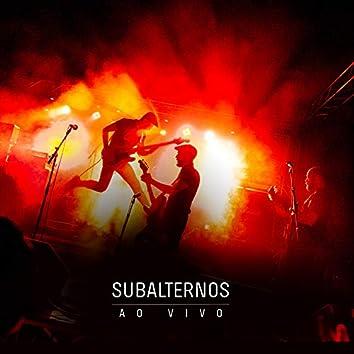 Subalternos (Ao Vivo)
