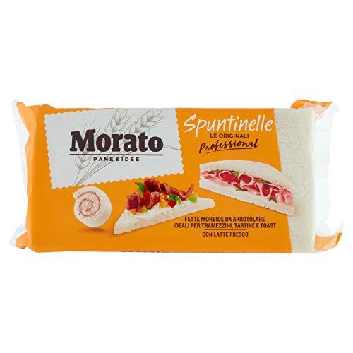 Morato Spuntinelle für Tramezzini / Tramezzini Brot 700 gr.