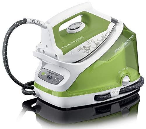 Rowenta Compact Steam Extreme DG7551 2200 W 1,2 L Acciaio inossidabile Verde, Bianco