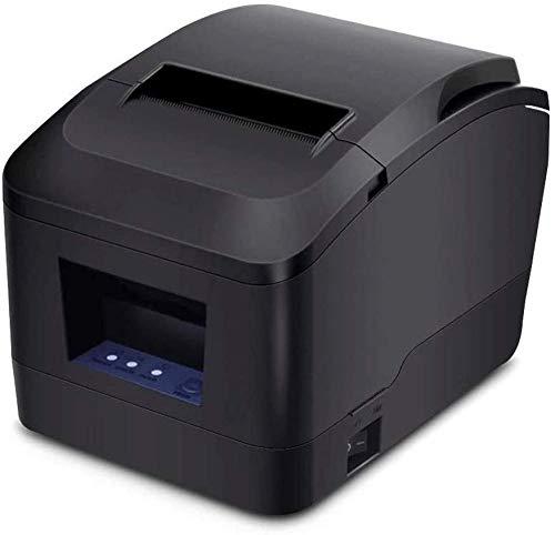 YAYY 3 1/8 80mm USB Imprimante de reçus Thermiques Imprimante POS avec Coupe Automatique ESC/POS Command Support Windows Mac Pos System(Upgrade)