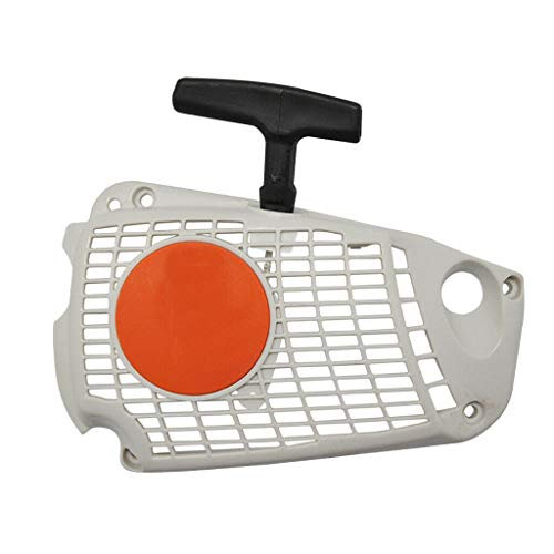 KBINGO Recoil Starter Assembly for STIHL MS191T MS192T MS192TC MS193T Chainsaws, Replaces OEM # 1137-080-2100 and 1137-080-2108