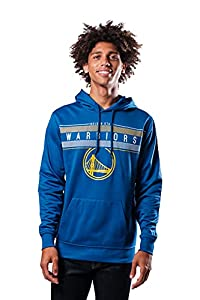 ULTRA GAME NBA APPAREL - Officially Licensed by The NBA (National Basketball Association), Ultra Game NBA by UNK features innovative designs with forward thinking graphics and textures. COMFORTABLE FIT- Drawstring hoody and rib cuffs on sleeves and b...