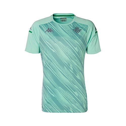 Kappa Aboupres Pro 4 Betis Camiseta, Hombre, Verde, XL