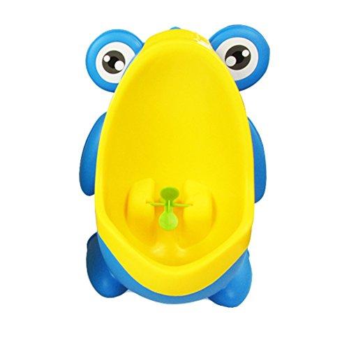 Just Fox – Frog Enfants pot Urinoir Toilette Pot d'apprentissage Garçon