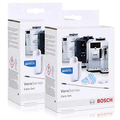 Bosch VeroSeries Care Set TCZ8004 Pflegeset für Kaffeevollautomaten (2er Pack)
