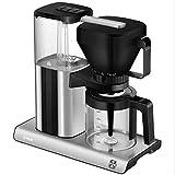 OOFAT Kaffeekapselmaschinen, Vollautomatische Amerikanische Drip Espresso Kaffeemaschine EIN-Knopf-Bedienung, Für Haushalt Küche