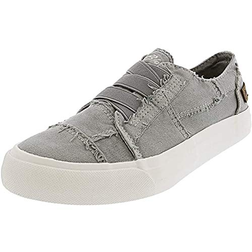 Blowfish Marley Sweet Gray Color Washed Canvas 6.5