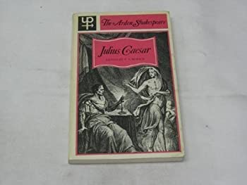 Paperback Julius Caesar (Arden Shakespeare) by William Shakespeare (1964-01-01) Book