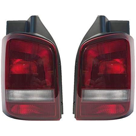 Rückleuchte Heckleuchte Rücklicht Links Rechts Set T5 Multivan Smoke Getönt Auto
