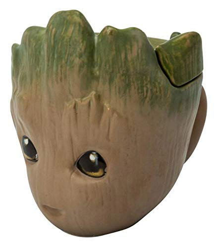 ABYstyle - Taza 3D Marvel Mini Groot