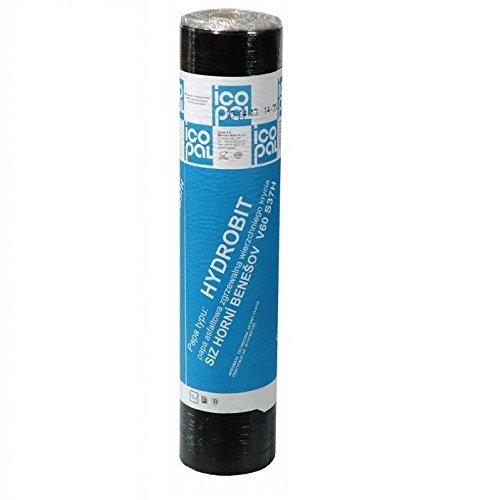 Icopal Taschenlampe auf Folien verstärktem Boden Bitumen Filz eingerichtet 20Rollen
