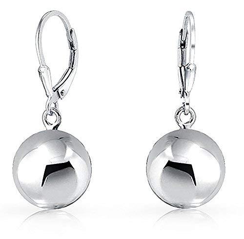 Elegant Round Dangling Earrings - 5