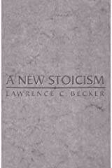 A New Stoicism by Lawrence Becker(1999-07-01) Broché