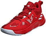 adidas Unisex PRO N3XT 2021 Sneaker, Mehrfarbig (Escarl Ftwbla Rovieq), 38 EU