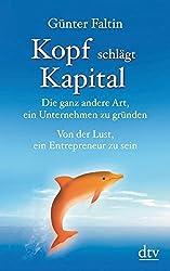 Kopf schlägt Kapital Günter Faltin