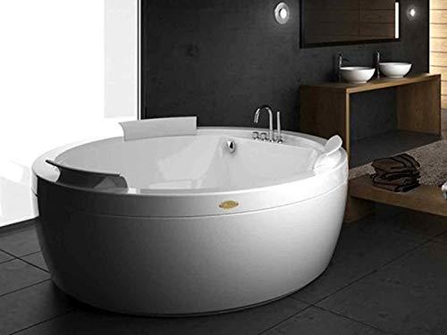 Jacuzzi Nova Pure Air bañera de hidromasaje freestanding o empotrada NOV10030400