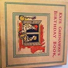 Best birthday book for children kate greenaway Reviews
