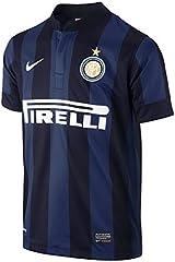 Nike Camiseta Inter Milán 1ª Equipación para Hombre 2013/2014