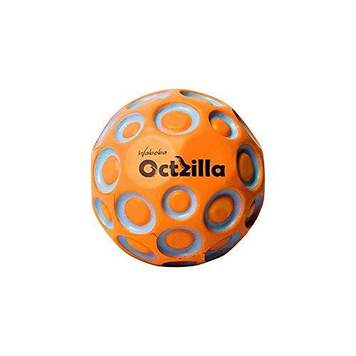 Waboba - Pelota Saltarina de Juguete Octzilla (Tamaño Único) (Naranja/Azul)
