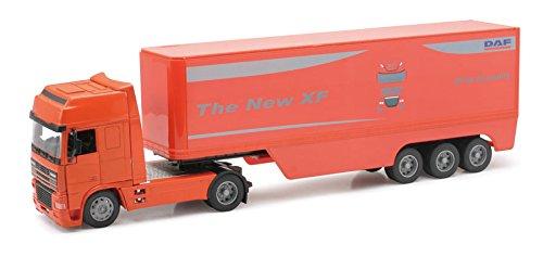 New Ray - 12603 B - Véhicule Miniature - Modèles À L'échelle - Camion Daf 95 Xf - Echelle 1/32