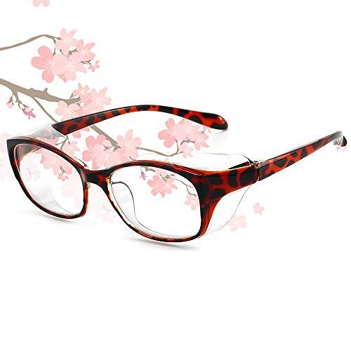 Safety Glasses Anti Fog Blue Light Blocking Glasses for Women Men Safety Goggles UV400 Protection